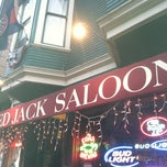 Photo taken at Red Jack Saloon by Rob G. on 7/5/2012