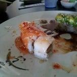 Photo taken at Sushi Lounge by Jacob Barlow on 7/19/2012