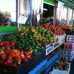 Photo taken at Footscray Market by Tram N. on 7/7/2012