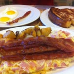 Photo taken at Coral Springs Diner by Gillian S. on 9/1/2012