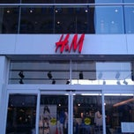 Photo taken at H&M by Myles D. on 3/6/2012