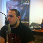Photo taken at Ambiente Stereo FM by Evandro S. on 4/24/2012