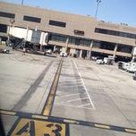 Photo taken at Gate A3 by Karen B. on 9/4/2012