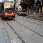 Photo taken at MUNI Metro Stop - Carl & Cole by Todd Z. on 9/11/2012