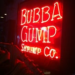 Photo taken at Bubba Gump Shrimp Co. by Dawn L. on 7/27/2012