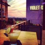 Photo taken at Violet Crown Cinema by Stuart L. on 8/29/2012