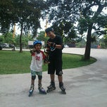 Photo taken at Dunia Inline Skate by andry d. on 4/22/2012