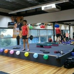 Photo taken at Flinders OneFitness by Rubina C. on 7/26/2012