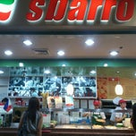 Photo taken at Sbarro by RosetteeAnnRojoQuijano on 6/5/2012