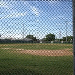 Photo taken at Cedar Park Youth League by Mando E. on 4/6/2012