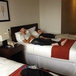 Photo taken at Hotel 91 by Kelly S. on 5/15/2012