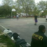 Photo taken at Weisser Park Recreation Center by Mondo t. on 4/17/2012