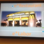 Photo taken at McDonald's Philadelphia Regional Office by Jose I. on 6/5/2012