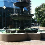 Photo taken at Kleman Plaza by Lance on 6/28/2012