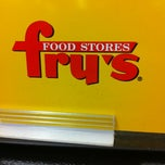 Photo taken at Fry's Food Store by Rex C. on 3/21/2012