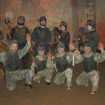 Photo taken at DeepZone Paintball by Selva G. on 3/13/2012