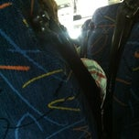 Photo taken at Megabus / To State College by Anna F. on 5/30/2012