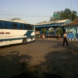 Photo taken at Terminal Bus Pati by Zaki Fuadi on 7/1/2012