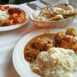 Photo taken at Mausam Indian Restaurant by JunRaymond S. on 4/22/2012