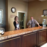 Photo taken at Phoenix Place Hotel & Suites by Across Arizona Tours on 6/13/2012