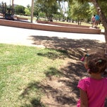 Photo taken at Encanto Playground by Michael C. on 5/28/2012
