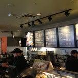 Photo taken at Starbucks by Lu A. on 5/14/2012