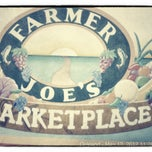 Photo taken at Farmer Joe's Marketplace by Eddan K. on 5/12/2012