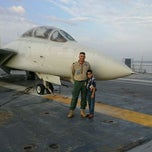 Photo taken at Patriots Point Naval & Maritime Museum by Greg K. on 4/21/2012