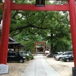 Photo taken at 綱敷天満神社 by Takeshi U. on 9/7/2012