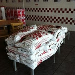 Photo taken at Five Guys by Craig L. on 6/24/2012
