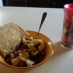 Photo taken at The Breakfast Bar by Kimberly G. on 2/4/2012