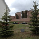 Photo taken at 09/11/01 Memorial (@ Finlandia University) by Soren S. on 5/2/2012