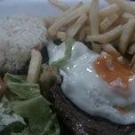 "Photo taken at Restaurante ""O Barbosa"" by Joana M. on 3/2/2012"