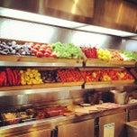 Photo taken at Jamie's Italian by Ian B. on 5/19/2012