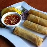 Photo taken at Zab Thai by Dixon T. on 7/4/2012