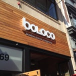 Photo taken at Boloco by E. M. on 3/20/2012