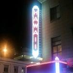 Photo taken at Hawaii Theatre Center by Savani L. on 8/26/2012