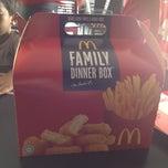 Photo taken at McDonald's by Yuza Harnim M. on 5/5/2012