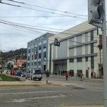 Photo taken at Ilustre Municipalidad de Valparaiso by Cristián F. on 6/19/2012