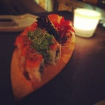 Photo taken at Sushi Club by Lau L. on 3/13/2012