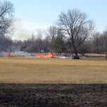 Photo taken at Arlington Greens Golf Course by Brian H. on 2/27/2012