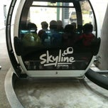 Photo taken at Skyline Rotorua Gondola by hellosamyoo on 6/18/2012