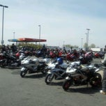 Photo taken at Sunoco by Filipe on 4/14/2012