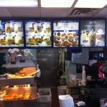 Photo taken at Churchs Chicken by Nomar M. on 5/9/2012