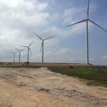 Photo taken at Harbor Wind Farm by Christopher L. on 3/12/2012