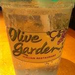 Photo taken at Olive Garden by Amanda M. on 7/18/2012