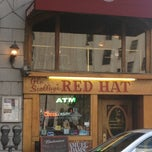 Photo taken at The Red Hat by Johnny M. on 8/15/2012