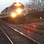 Photo taken at Metra - Evanston (Davis Street) by Tom O. on 3/16/2012