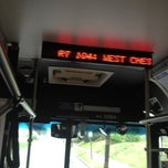Photo taken at SEPTA Bus Route 104 by AARON R. on 9/3/2012