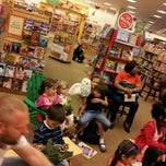 Photo taken at Barnes & Noble by Justin B. on 3/10/2012